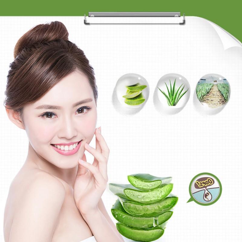 Vera Gel Facial <font><b>Foam</b></font> Skin Care Acne Whitening Treatment