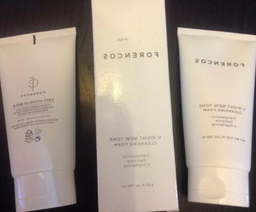2 sealed v right anti aging cleansing