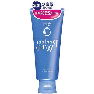 25% Up Big Value! Shiseido Senka Perfect Whip Cleansing Foam