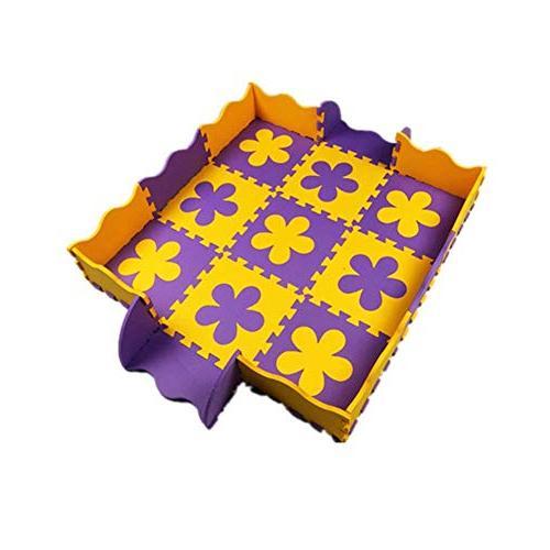 Pieces Of Waterproof Children Foam Mats