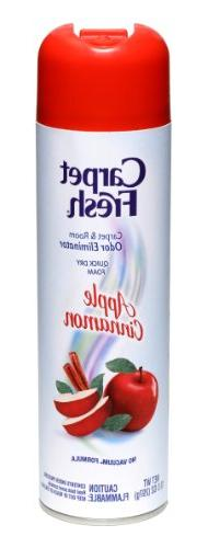 Carpet Fresh 10 oz No-Vacuum Apple Cinnamon Fragrance