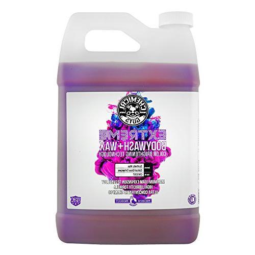 Chemical Guys CWS207 Extreme Body Wash & Wax , 128 fl. oz, 1