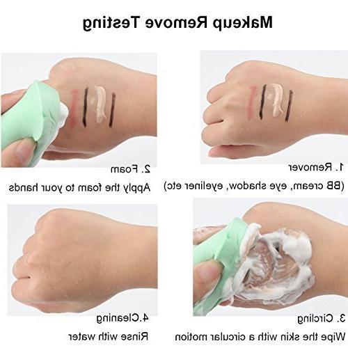 Facial Natural Soft Facial Cleansing Professional Individual Pack