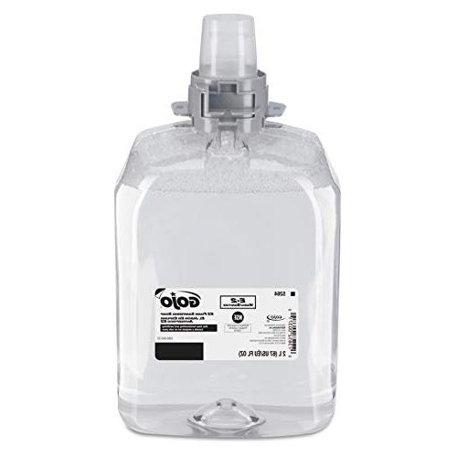 e2 foam sanitizing soap