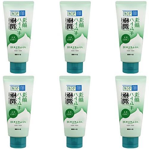Hada Labo Gokujun Oats Facial Washing Foam 100G