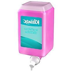 Kleenex Foam Skin Cleanser, 33.8 oz, Pink, Case of 6