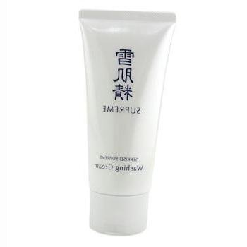 Kose Sekkisei Supreme Washing Cream - 140g/4.9oz