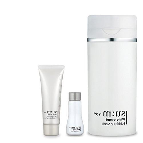 LG Su:m 37 White Award Bubble-De Mask 2015 Special Gift Set