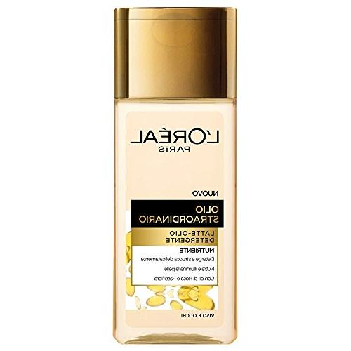 Loreal L`oreal Paris Extraordinary Oil Cleansing Milk - Face