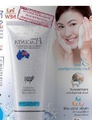 Mistine Placenta Extract  Anti-Wrinkle Facial Foam.
