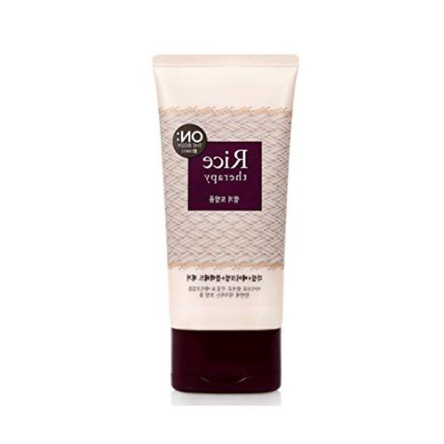 [ON: The Body Rice Therapy Total Foam Cleanser 150g