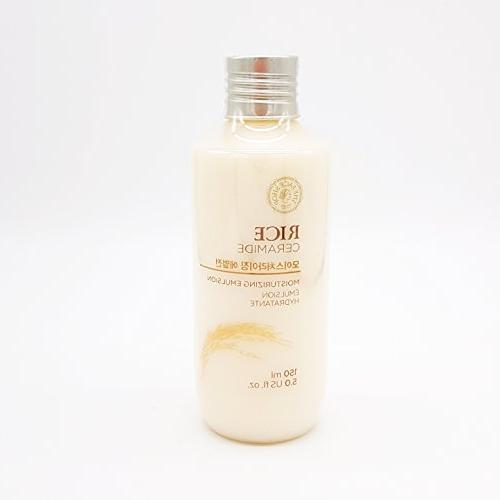 Rice & Ceramide Moisture Toner-the Face Shop for All Skin Ty