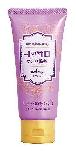 Rosette Face Cleansing Pasta Moisturizing Foam 120g