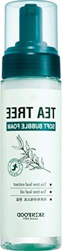 SKINFOOD Tea Tree Soft Bubble Foam 200ml - BeautyWorldKorea