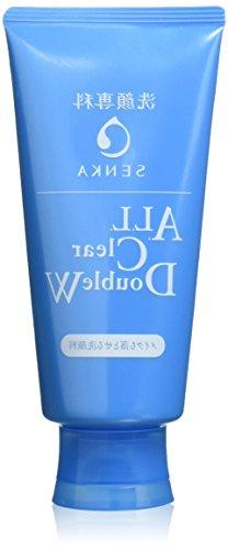 Sengan Senka All Clear Double W Makeup Remover Face Wash