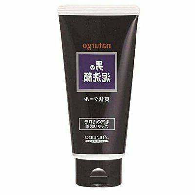Shiseido Fitit Naturgo MENS Clay Facial Cleansing Foam  - 13