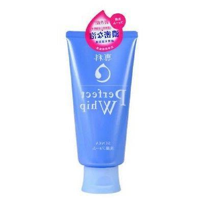Shiseido Hada Senka Perfect Whip Face Washing Cleansing Foam