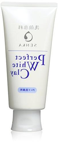 Shiseido Senka Perfect White Clay n