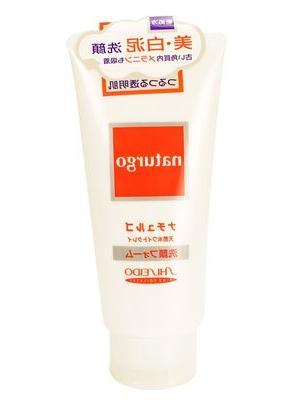 Shiseido naturgo Face Wash Foam White Clay 120g