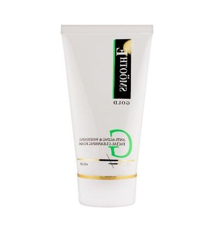 Smooth E Gold Anti-Aging & Whitening Facial Cleansing Foam 4