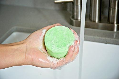 Spongeables Tree Oil Facial Cleanser in a Dual-Texture Aromatherapy 20+