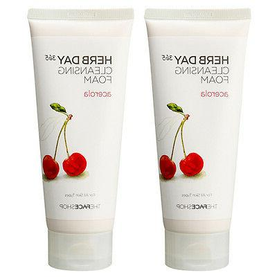 Day Acerola Cleansing Foam