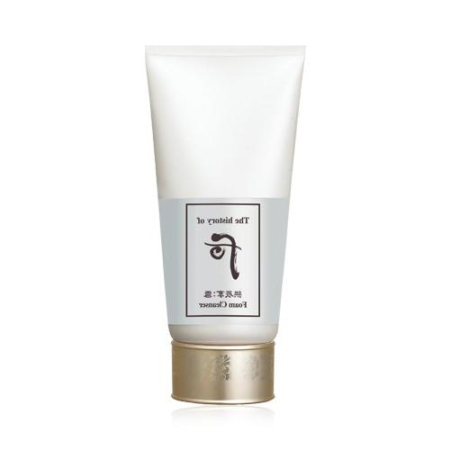 The History of Whoo Gongjinhyang:seol Brightening Cleansing