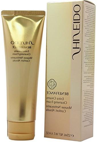 Unisex Shiseido Benefiance Wrinkle Resist24 Extra Cream Clea