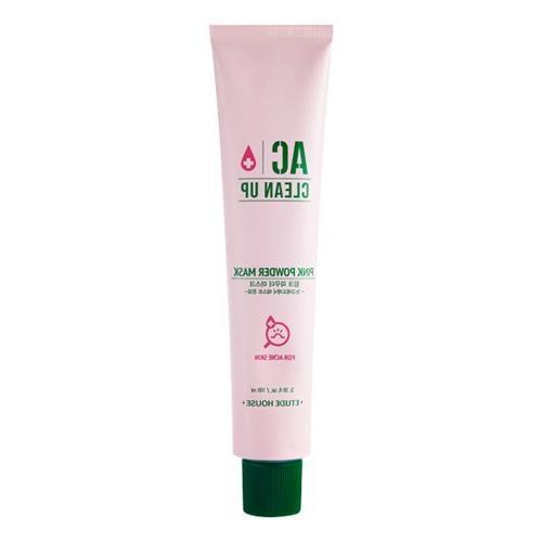 ac clean pink powder mask