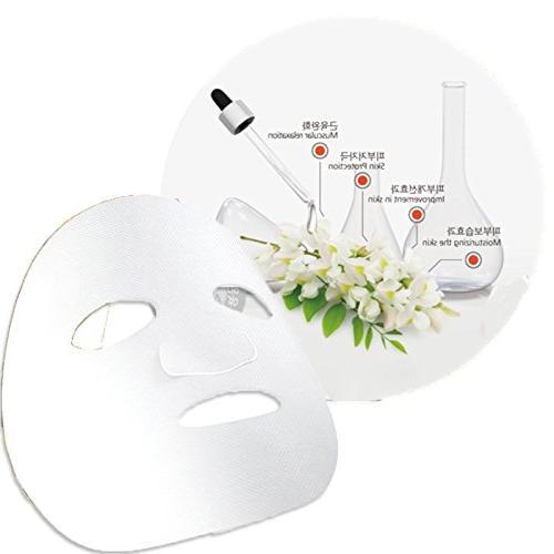 acacia collagen facial mask