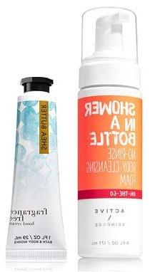 Bath and Body Works Active Skin Care Shower in a Bottle No-R