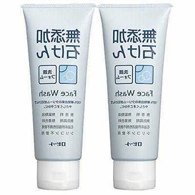 additive free soap and cleansing foam 140g