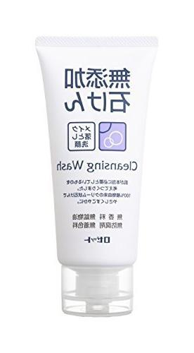 additive soap remover cleansing foam