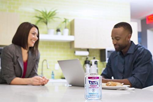 PURELL Gel, fl oz Hand Sanitizer Counter Top -
