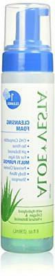 ConvaTec Aloe Vesta Cleansing Foam 8 oz Pack of 2