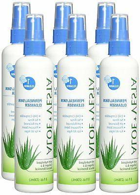 Aloe Vesta Perineal/Skin Cleanser  8 oz Bottle - Pack of 6 N
