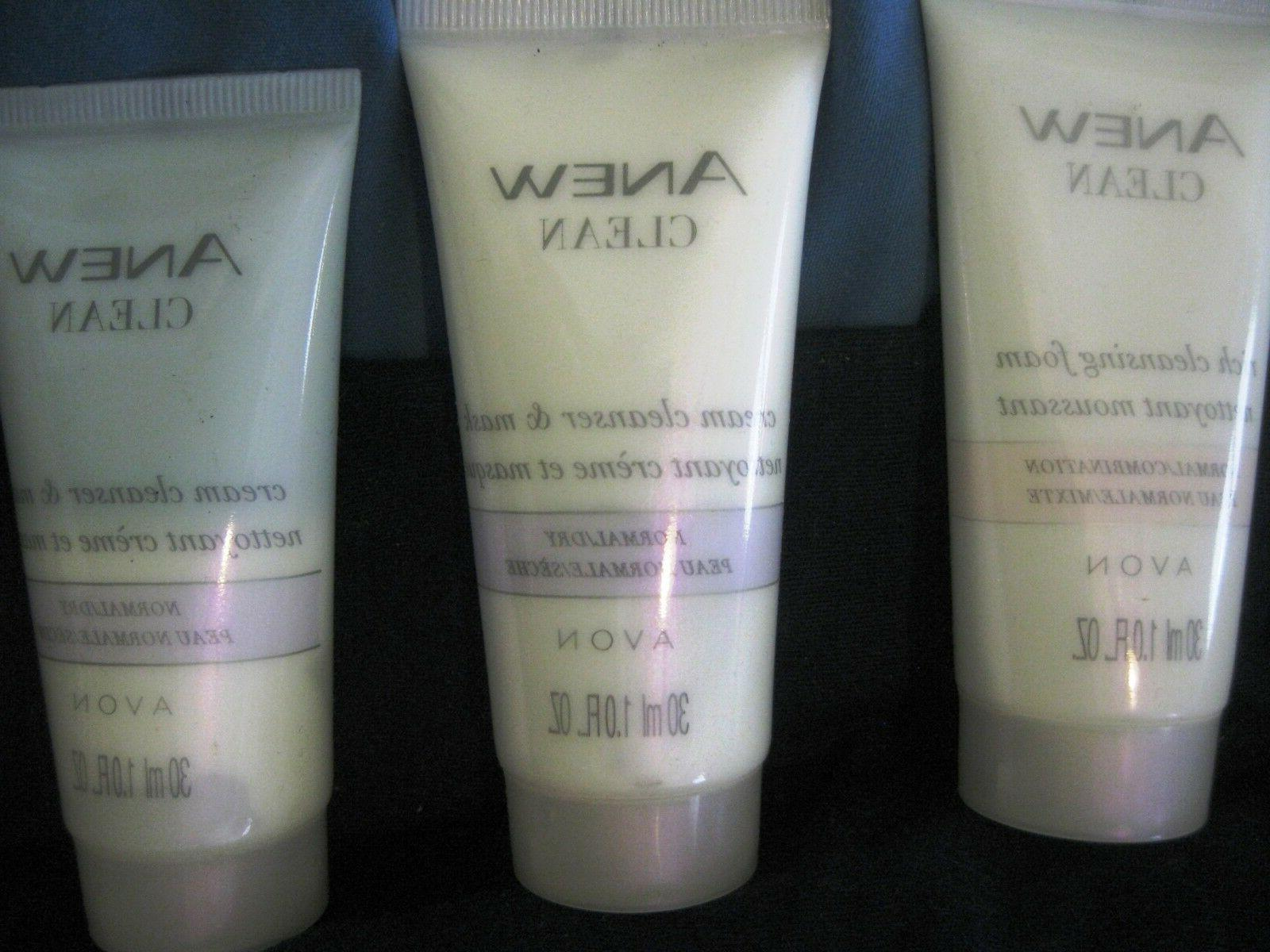 Avon ANEW Normal Combination Skin Cleanser and