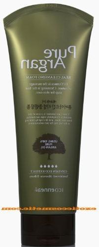 Pure Argan Real Facial Premium Cleansing Foam