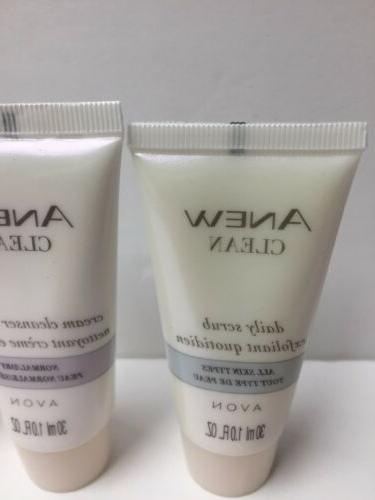 Avon, Anew Mask, Cleansing