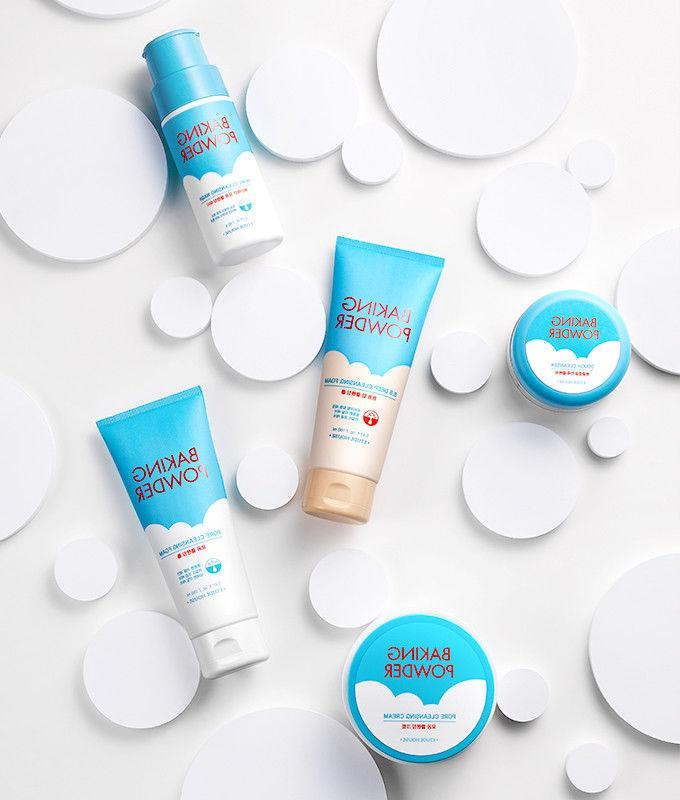 ETUDE HOUSE - POWDER Cleanser Cleansing Tools