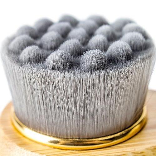 Rosette Face Brushes Soft Facial Cleanser Brush Bamboo