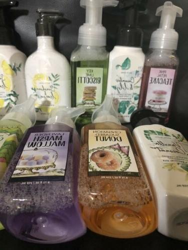 Bath & Body Foaming Hand Choose Scent