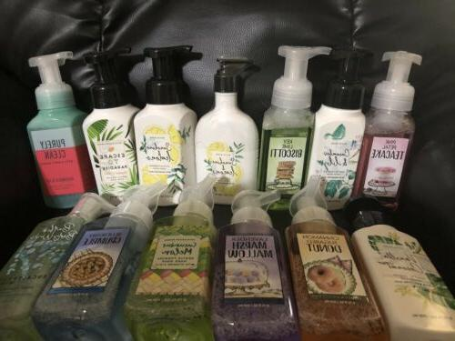 bath and body works deep cleansing