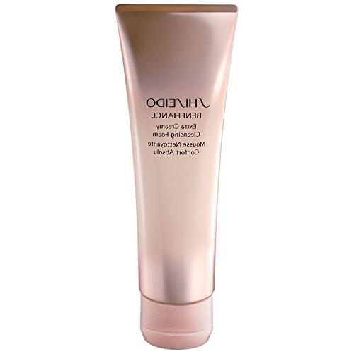 benefiance wrinkleresist24 extra creamy cleansing