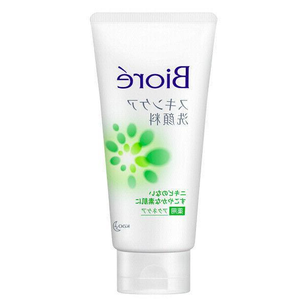 Kao Biore Skin Care Facial Cleanser Medicinal ACNE CARE 130g