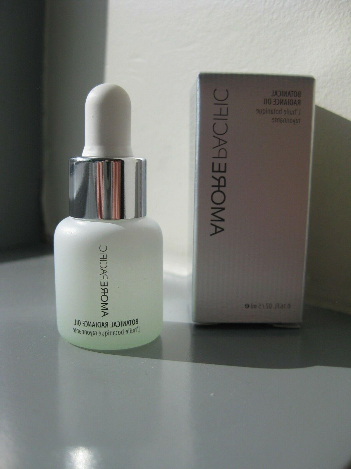AMOREPACIFIC BotanicalRadianceOil Oil&Foam