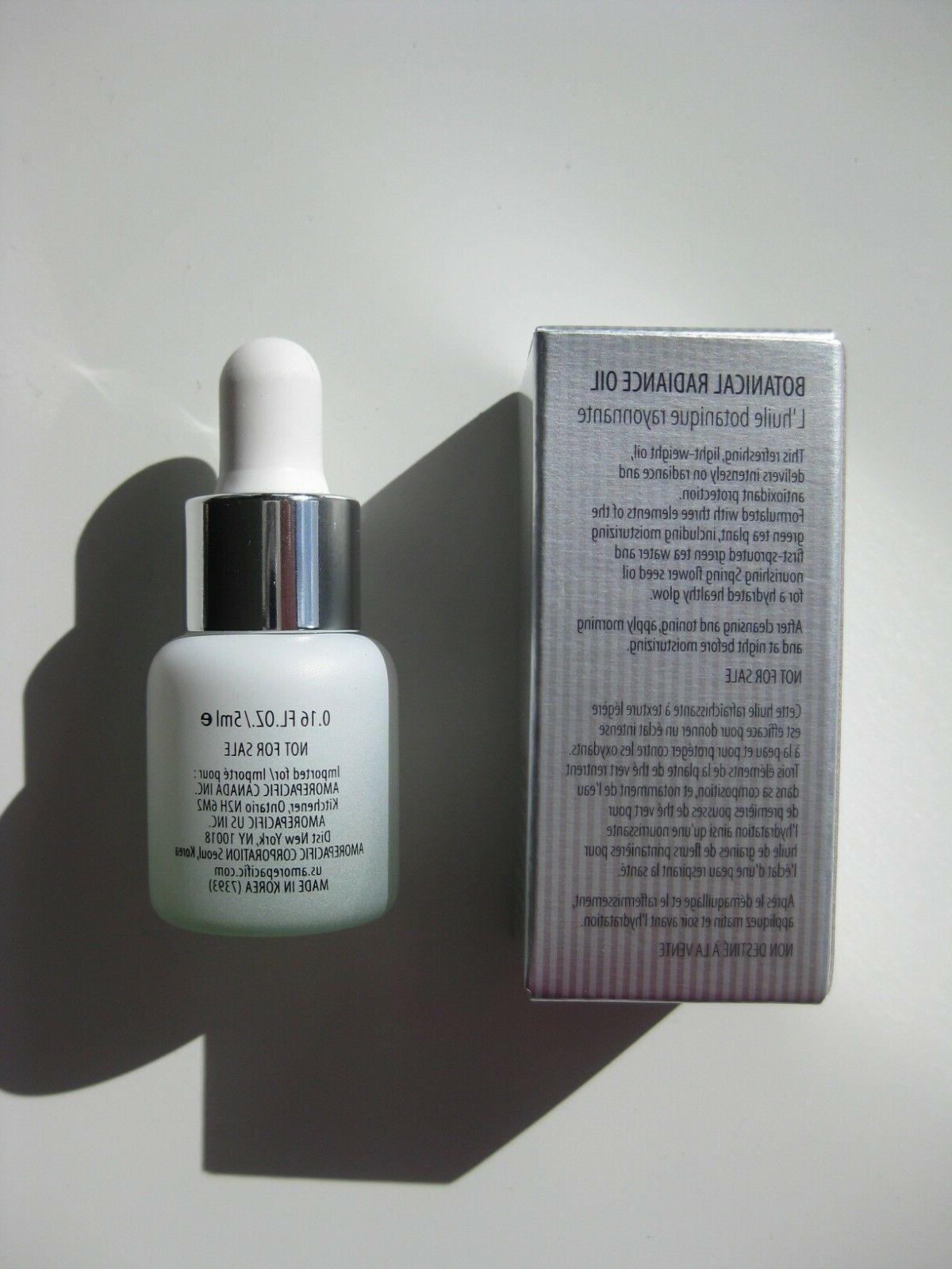 AMOREPACIFIC BotanicalRadianceOil Oil&Foam