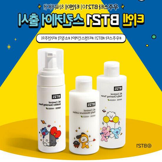 BT21 X TN Care AC Control Clearing / Cleansing