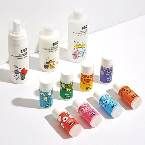 BT21 Care Control Clearing / Cleansing Foam
