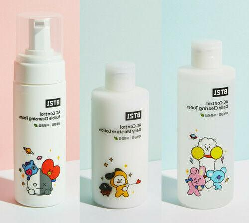 BT21 Care Control Daily Clearing Toner /
